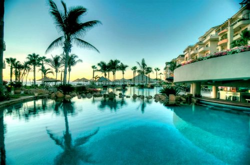 Villa La Estancia Cabo Pool